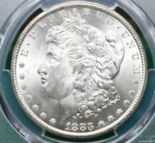 1883 CC Morgan Silver Dollar PCGS MS-65