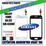 VITRE ÉCRAN TACTILE SAMSUNG GALAXY CORE 4G LTE SM-G386F Noir Blanc +  kit outils