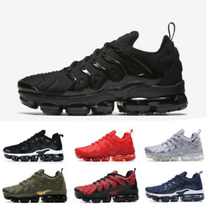 New Mens Womens  TN Vapor Running Shoes Air Cushion VM Metallic Trainer Sneaker