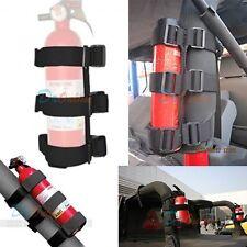 Roll Bar Fire Extinguisher Holder for Jeep Wrangler Truck Car ATV UTV OUR@