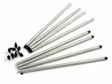 "3/8""  Cut to Length Aluminium Pushrods. Beetle T1 / VW aircooled / Formula Vee"