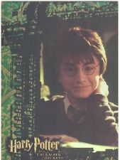 Harry Potter Chamber Of Secrets Puzzle Foil Chase Card R1