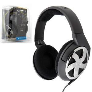 Sennheiser HD438 Closed Circumaural Hi-Fi Headphone with Enhanced Bass HD-438