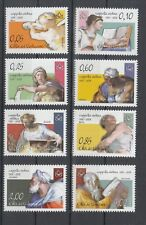 G 004 ) VATICAN 2008 MNH - 500 years Michelangelo frescoes  mint never hinged