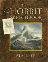 The Hobbit Sketchbook by Alan Lee 9780008226749 | Brand New | Free UK Shipping