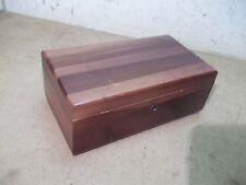 Small Old Cedar Chest Jewelry Box Mike's Furniture Phillipsburg Kansas