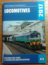 BRITISH RAILWAYS POCKET BOOK NO.1 - LOCOMOTIVES 2017
