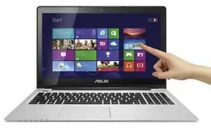 Ready for school? ASUS V550CB-CJ111H VivoBook Touchscreen Laptop