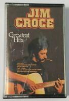 Jim Croce Greatest Hits Cassette Tape 1981 Edigsa