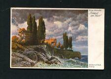 Herm. Rüdisühli - Tempel am Meer   (KA-9)