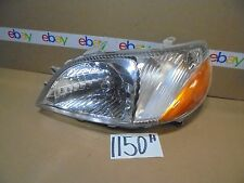 03 04 05 Toyota Echo DRIVER Side Headlight Used front Lamp #1150-H