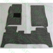 1set For Land Cruiser LC80 4500 1989-1998 Car Dark Grey Carpet Foot Mat Decora