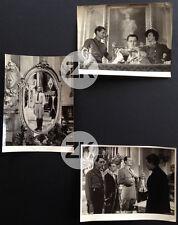 LES JEUX SONTS FAITS Dictature SARTRE Jacques ERWIN Delannoy Miroir 3 Photos '47