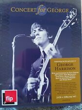 Concert for George (Harrison) -  2 CD et2 blue ray set neuf scellé