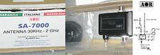 antenna ricevitore scanner aor sa7000 receiving antenna rg58/u bnc