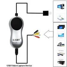 USB 2.0 Video Capture V8 Hi8 DVD VHS DVR Adapter  Recorder Converter to Digital