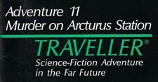 Adventure 11 Murder on Arcturus Station, Traveller, GDW, 1500+ Pages MegaExtras!