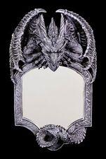 Dragones Espejo de pared - seelenwächter - dragón FANTASY GOTHIC Decoración