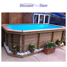 Dolphin Sport 4.7 Exercise Pool with Endless Pools Fastlane Counter Current Unit