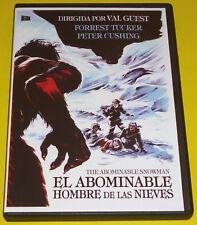EL ABOMINABLE HOMBRE DE LAS NIEVES / The Abominable Snowman - Nueva