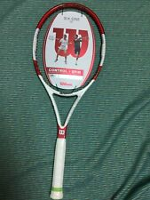 Wilson Six-One 95 BLX Tennis Racket-NEW