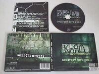 Grain / Greatest Hits VOL.1 (Epic/Immortal BR0156) CD Album