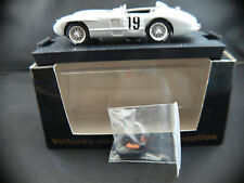 Brumm CEC V2862 Mercedes 300SLR Le Mans 1955 Fangio Moss F1 neuf 1/43 MIB