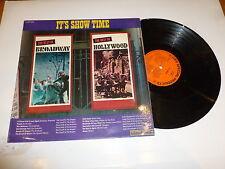 IT'S SHOW TIME - 1970 UK 12-track vinyl LP