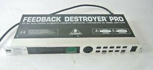 Behringer Feedback Destroyer Pro 24-Bit Dual Engine Feedback Destroyer DSP1124P
