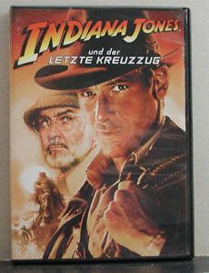 DVD Indiana Jones und der letzte Kreuzzug - FSK 12