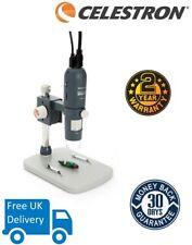 Celestron microdirect 1080P Microscopio digital portátil HDMI (Reino Unido stock)