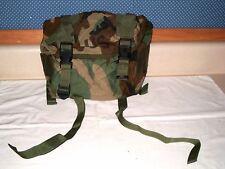 "U.S. Military Field Training Utility ""Butt"" Pack, Woodland Camo"