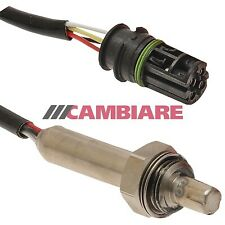 Lambda Sensor fits BMW Oxygen 11781427884 11781437943 Cambiare Quality New