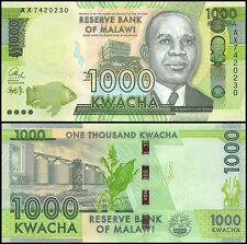 Malawi 1,000 (1000) Kwacha, 2014, P-NEW, UNC