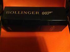 Lege box van Bollinger Champagne 2009 James Bond 007 (empty case)