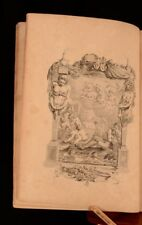 1753 Designs By Mr R. Bentley For Six Poems By Mr T. Gray Engravings And Plates