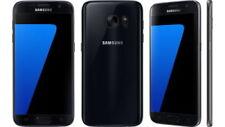 Téléphones mobiles noirs Samsung Galaxy S7 wi-fi
