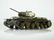 Scale tank model 1:43, KV-1S