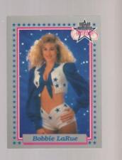 1992 Enor Dallas Cowboys Cheerleaders #24 Bobbie LaRue card