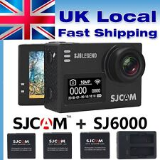 "Original SJCAM SJ6 LEGEND Action Camera WiFi 4K 16MP 2.0"" Touch Screen Sport DV"