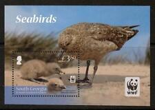 S.GEORGIA&S.SANDWICH SGMS560 2012 SEA BIRDS MNH