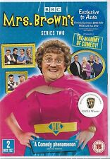 Mrs Brown's Boys - Series 2 - Complete (DVD, 2012, 2-Disc Set, Box Set)