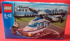LEGO CITY 7741 Elicottero della polizia PILOTA Costruzione Mattoni Set 94 PCE BNISB