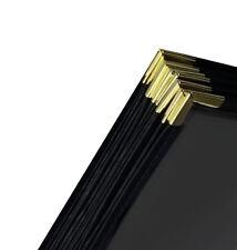 A0 pantalla de navegador de impresión Mangas presentación obras de arte Tarjeta Negro caso libre de ácido