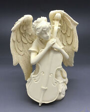 AngelStar  Symphony of Angels - Angel with Cello - #8283- Figurine