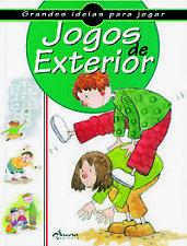 Jogos de exterior (2 º ed.). nuevo. nacional urgent/internac. económico. k.