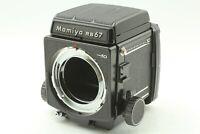【Near MINT】 MAMIYA RB67 Pro SD Body Waist Level Finder From JAPAN #940