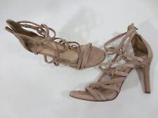 UNISA Sandalette High Heels 40 Leder Ledersohle rosé rosa NEU /87