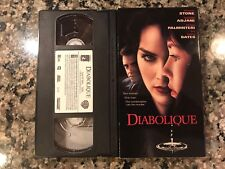 Diabolique Vhs! 1996 Thriller! Reflections Of Murder 13 Running Scared Malice