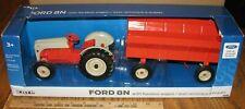 *Ford 8N Tractor & Flarebox Wagon Farm Ranch Set 1/16 Ertl Tomy Toy #13906 Metal